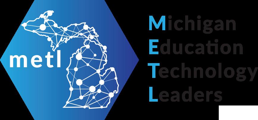 Michigan Education Technology Leaders Logo